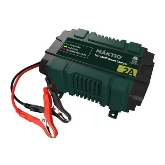 Chargeur de batteries intelligent de 12V / 2A 710165 MAKTIG