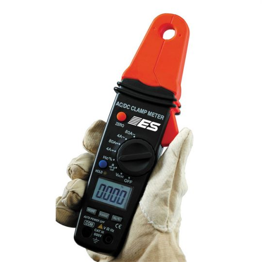 Pince ampères ampèremètres ESI687 ES Électronique