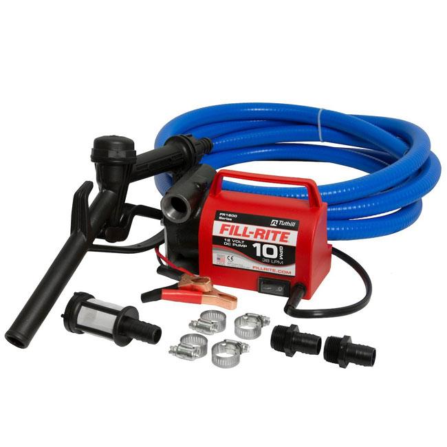 Pompe de transfère a diesel 12 volts FR1614 FILL-RITE
