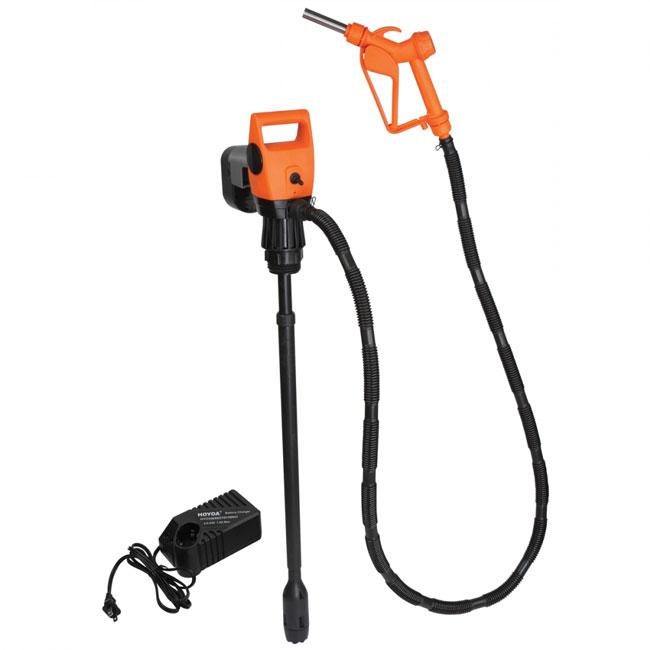 Pompe à baril électrique rechargeable 19.2V KTI72215 KTOOL