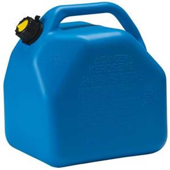Bidon pour kérosène bleu 20 Litres 07624 Scepter
