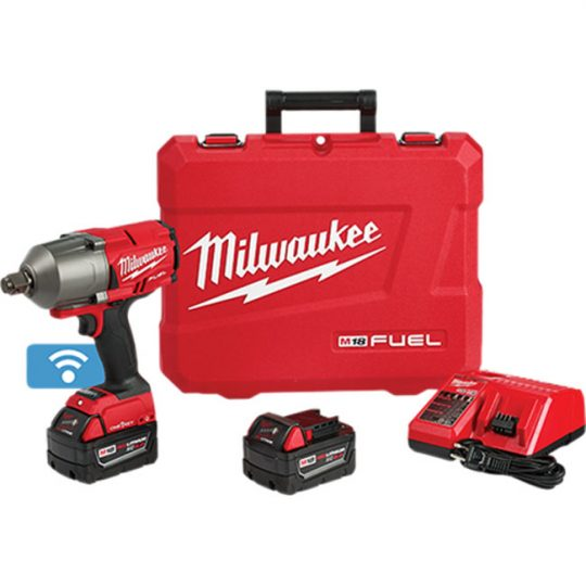 Ensemble de clé a chocs(impact) 3/4 M18 FUEL 2864-22 Milwaukee