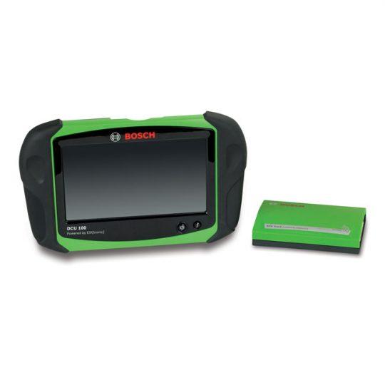 Outil de diagnostic pour camions ultra-robuste, avec tablette 3824 Bosch