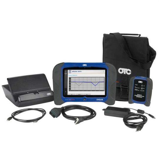 Logiciel de diagnostic de réparation automobile professionnel Evolve 3896 OTC