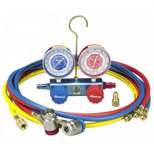 R-1234yf cadran et boyau (manifold and Hose) 41234 Robinair