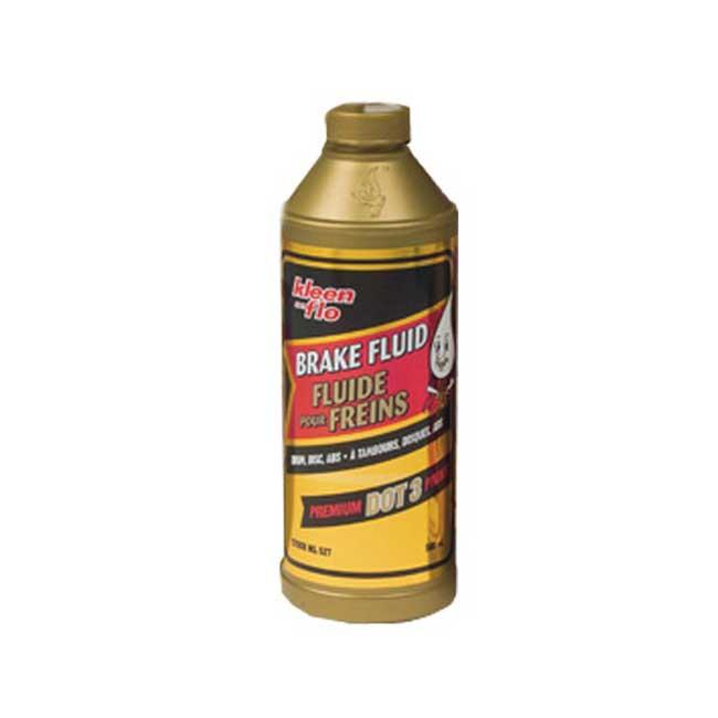 Liquide pour frein 500 ml 527 Kleen-Flo