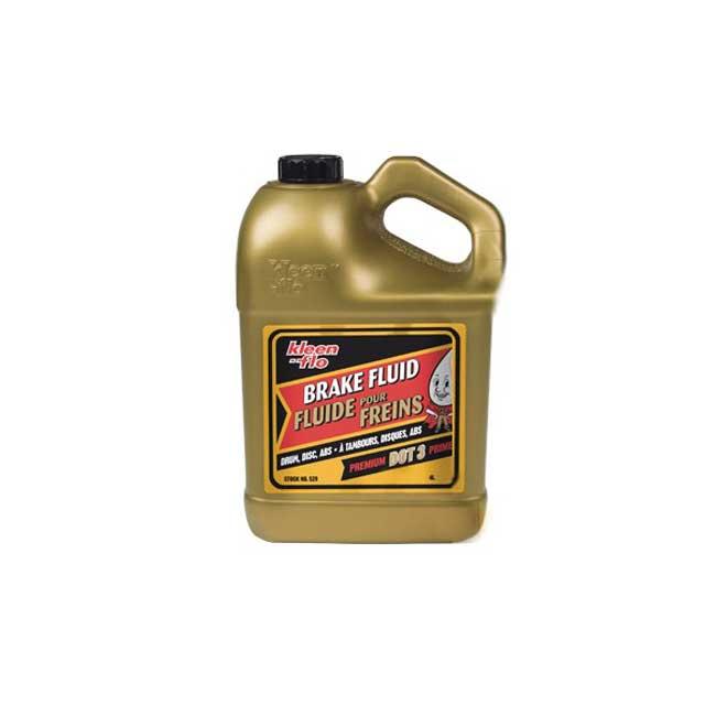 Liquide pour frein 4 Litres 529 Kleen-Flo