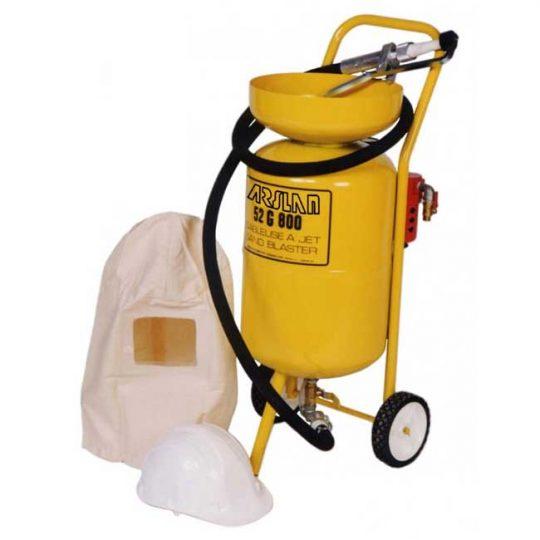 Sableuse à décapage à pression(sand blast) 52G800 Arslan