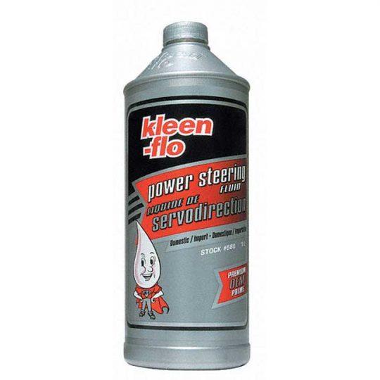 Liquide de servodirection(power steering) 1 Litre 586 Kleen-Flo