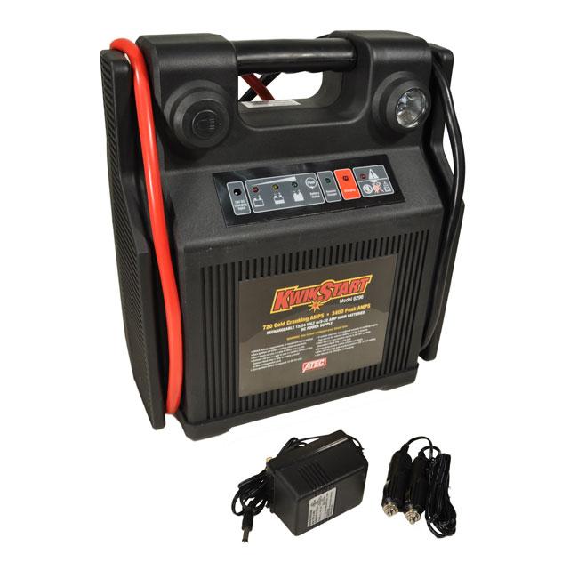 Survolteur de batterie(booster pack) Kwickstart 12/24 volts 6296 Associated