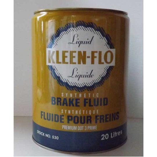 Liquide pour frein 20 Litres 530 Kleen-Flo