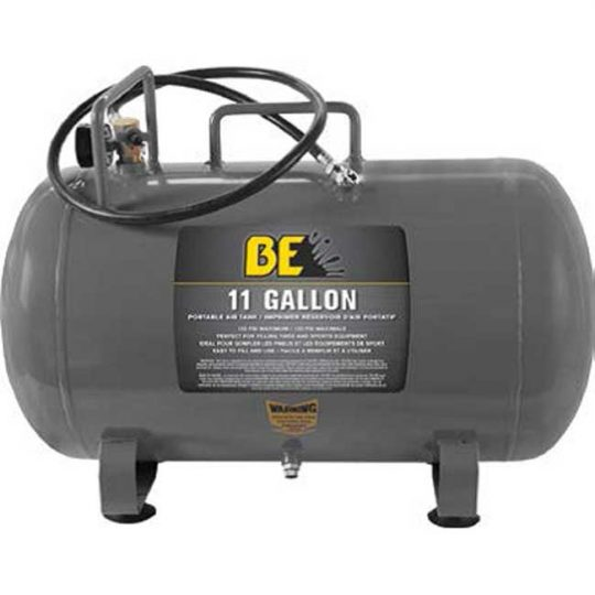 Réservoir d'air comprimé, 11 gallons 67-001-100 BE Power Equipement