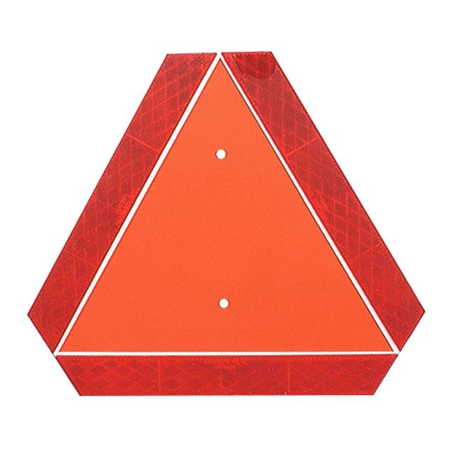 Panneau triangulaire signalant un véhicule lent 71152 Grote