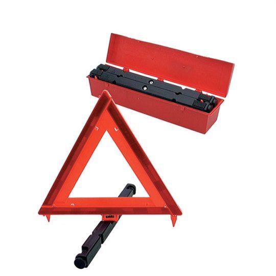Trousse de triangle d'avertissement réflecteur 71422 grote