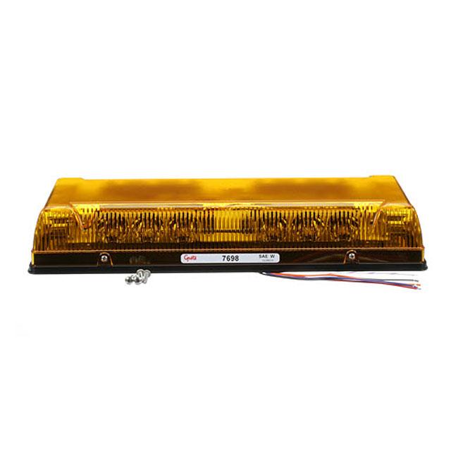 Mini barres(flash) de feux à DEL à profil bas de 17 pouces 76983 Grote