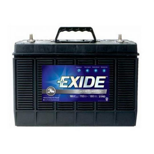 Batterie de tracteur U Start de EXIDE AXHP31D