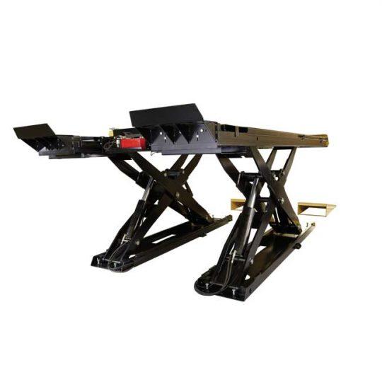 Pont élévateur type ciseaux, 12 000 lb EELR501A JohnBean