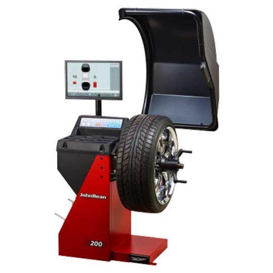 Équilibreuse de roues(balancer) modèle B200S EEWB556AS JohnBean
