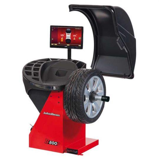 Équilibreuse de roues(balancer) modèle B800P EEWB569AP JohnBean