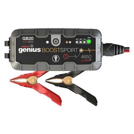 Survolteur et chargeur ultra-sécuritaire de 400 amp GB20 NOCO genius