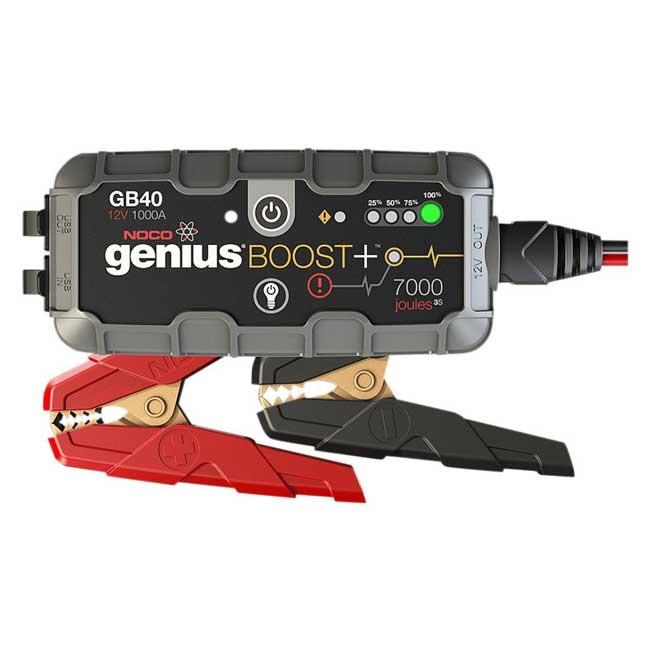 Survolteur et chargeur ultra-sécuritaire 1000 amp GB40 NOCO genius