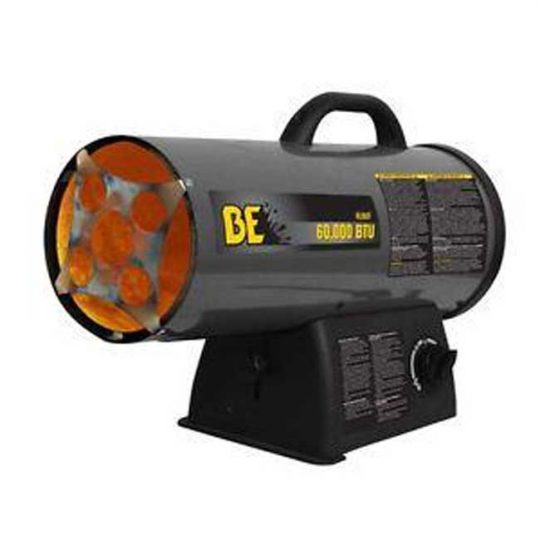 Chaufferette électrique 60,000 btu HL060F BE Power Equipement