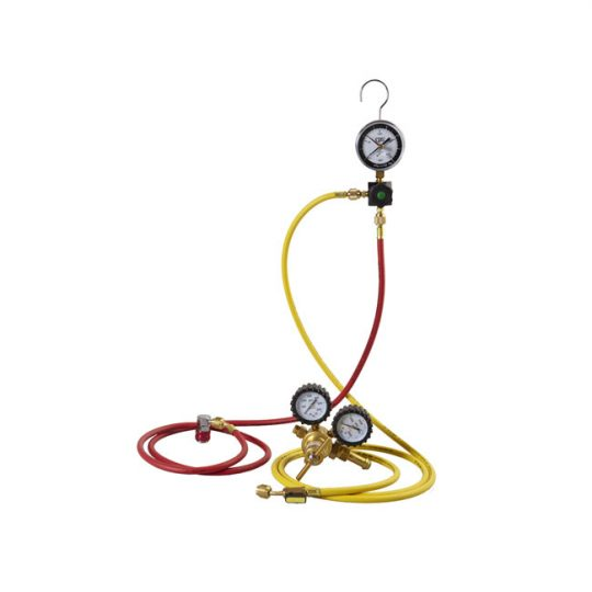 Kit d'essai de fuite d'azote A / C pour automobile NITROKITG CPS Products