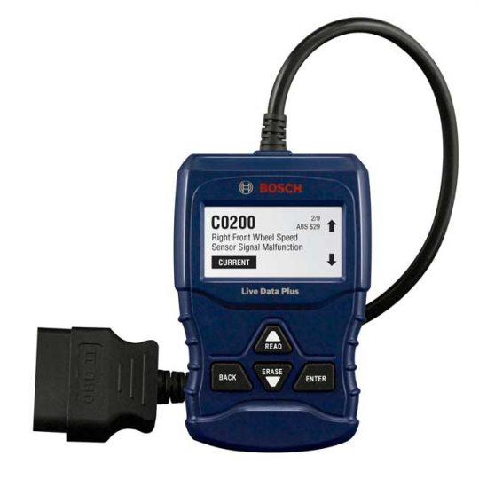 Outil de diagnostic LiveData Plus ABS OBD II et CAN OBD1100 BOSCH