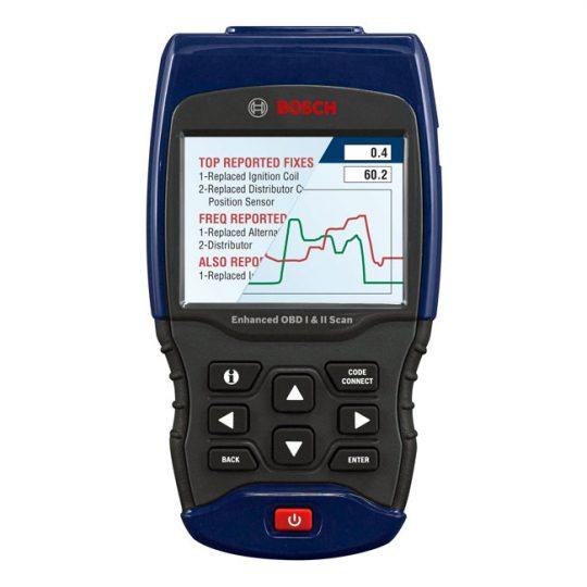 Outil de diagnostic(scanner) OBD I & OBD II OBD1300 Bosch