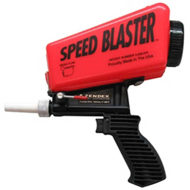 Sableuse portative de sable(sandblast) U-007 SPEED BLASTER