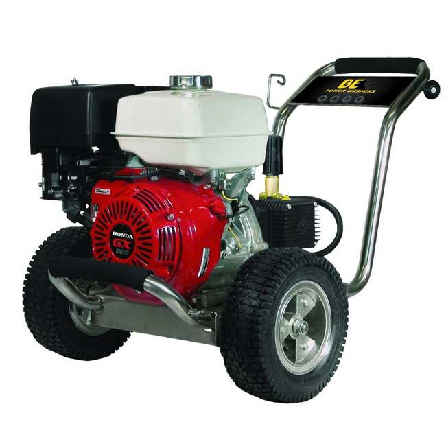 Laveuse a pression 3700 psi a essence X4013HWPCOMK BE Power Equipement