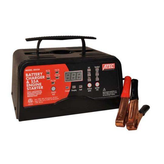 Chargeur automatique de batterie 3055A Associated