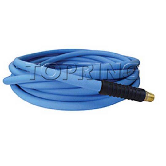 Tuyau(hose) a air (bleu) 3/8 x 25' x 1/4(M)NPT EASYFLEX 72.384 TOPRING