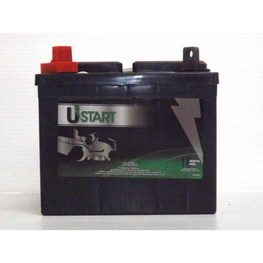 Batterie de tracteur a gazon U1 , AXU1 USTART par EXIDE