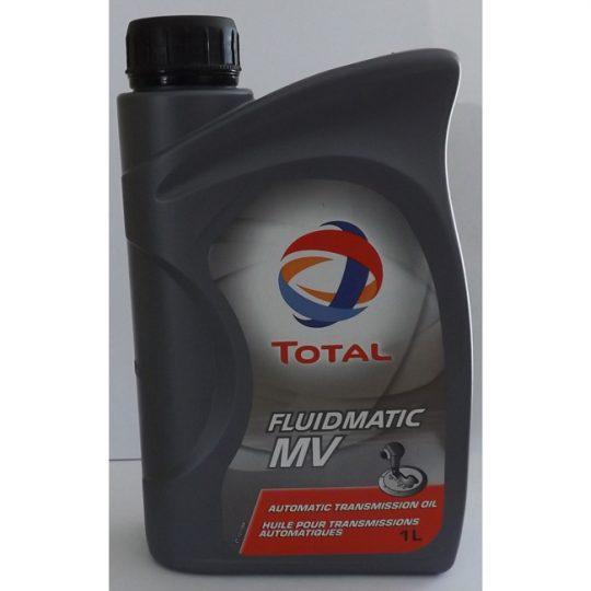 Huiles pour transmission automatique FLUIDMATIC MV TOTAL