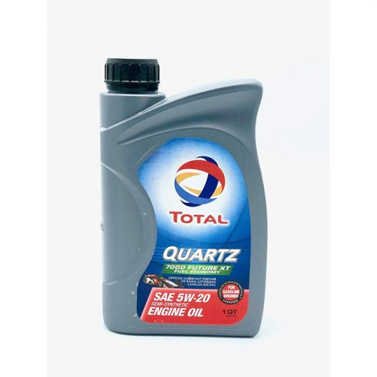 TOTAL QUARTZ 7000 FUTURE XT 5W20 Litre
