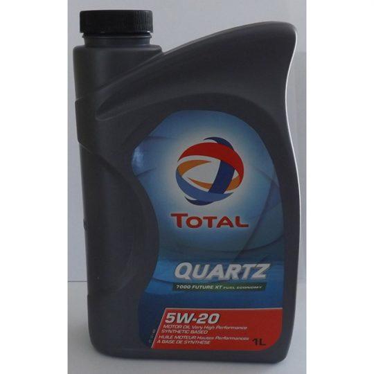 TOTAL QUARTZ 7000 FUTURE XT 5W20 Litre