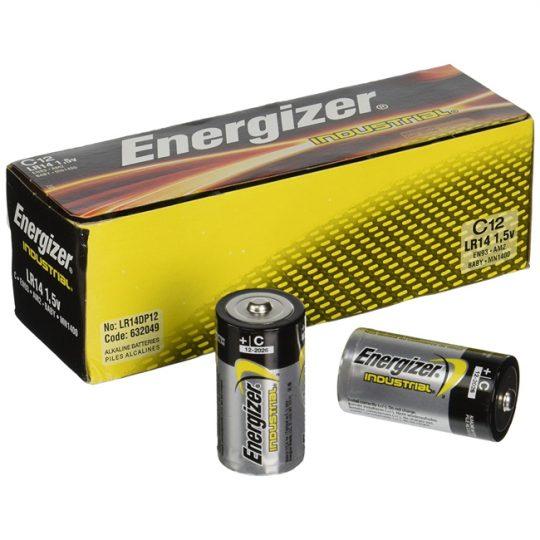 Batteries C ENERGIZER (12) EN93