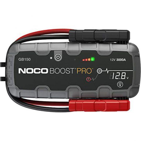 Survolteur de batterie ultra-sécuritaire 3000 ampères GB150 NOCO genius