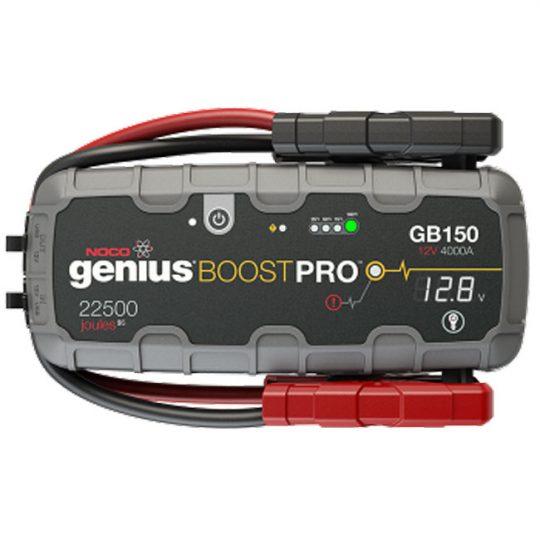 Survolteur et chargeur de batterie ultra-sécuritaire 4000 amp GB150 NOCO genius