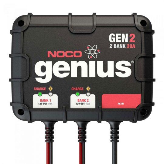 Chargeur de batterie et de maintien 100% scellé GEN2 NOCO genius