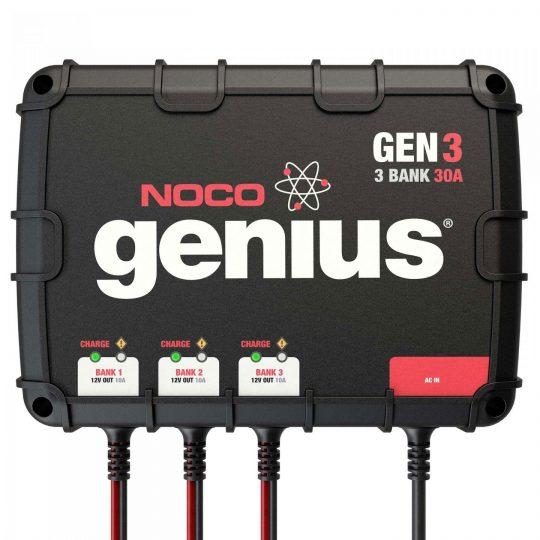 Chargeur de batterie et de maintien 100% scellé GEN3 NOCO genius