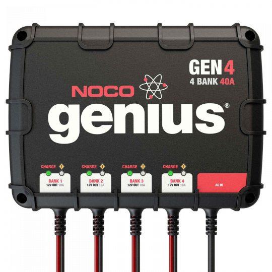 Chargeur de batterie et de maintien 100% scellé GEN4 NOCO genius