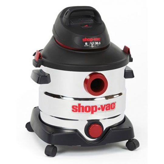Aspirateur sec et humide en acier inoxydable Shop-Vac 5986100