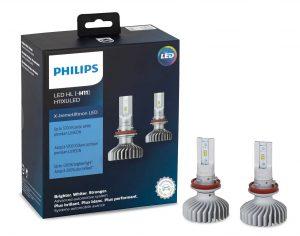 Nouveau Phares à DEL X-tremeUltinon de Philips