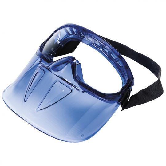 Lunettes a coque de protection avec masque détachable S80300 SELLSTROM