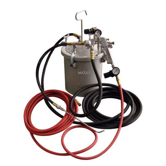 Système Économique a 2 gallons d'antirouille PRO-TEK PT-10UG