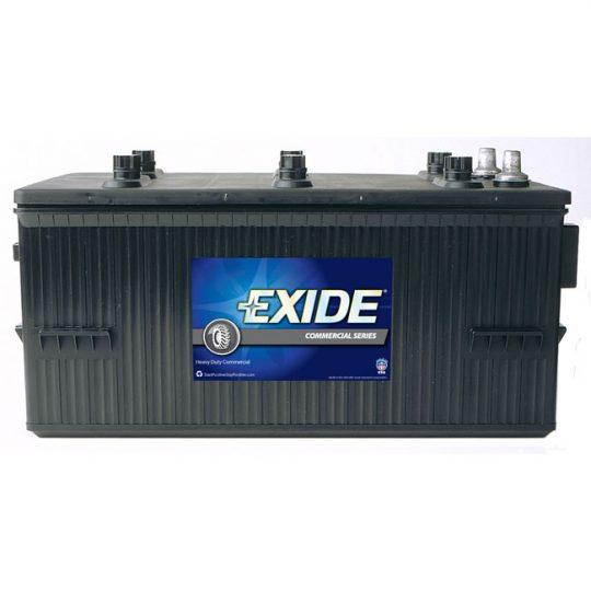 Batterie EXIDE COMMERCIAL GROUPE 8D