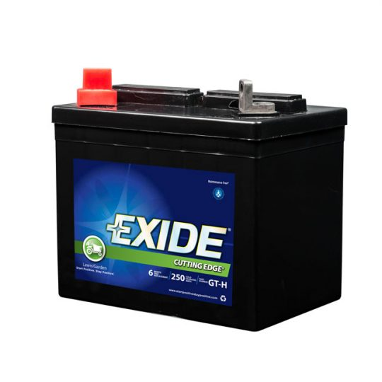 Batterie EXIDE CUTTING EDGE groupe GTHC