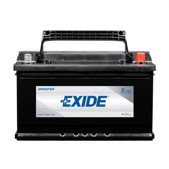 Batterie EXIDE sprinter groupe S-H7/L4/94R EXIDE